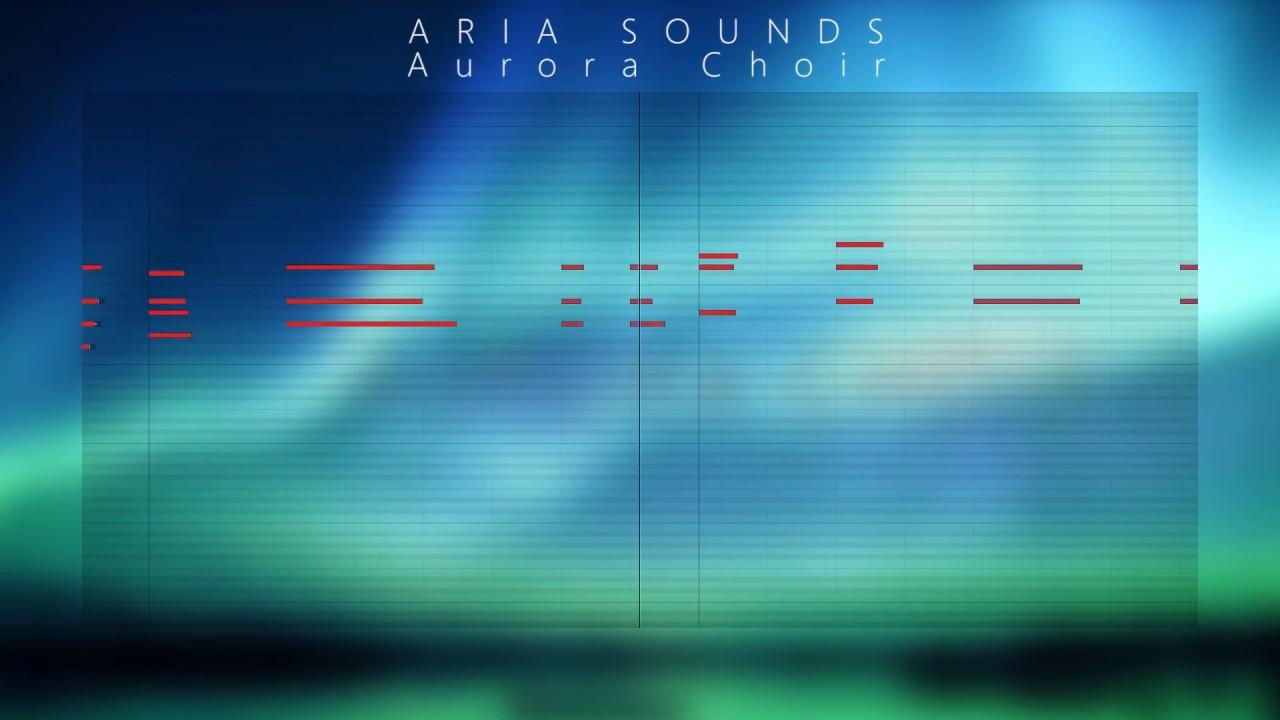 Aurora Choir V2 - Kontakt Library