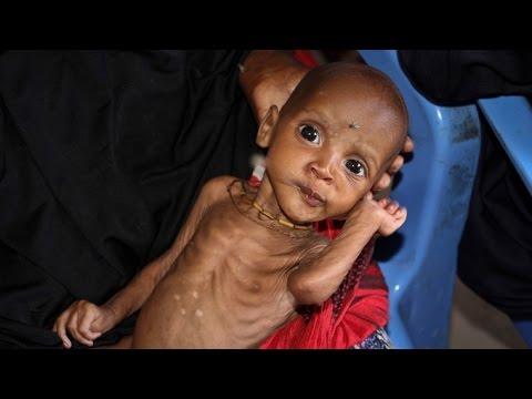 Inside Somaliland's savage drought