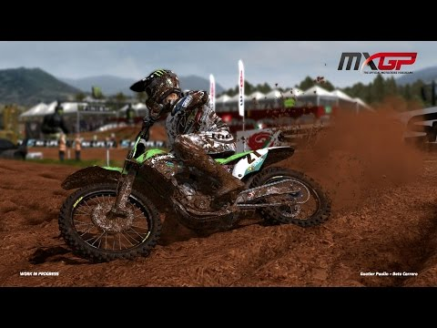 Passa wygranych MXGP #2 - The Official Motocross Video Game  