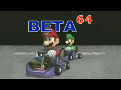 Beta64 - Mario Kart: Double Dash