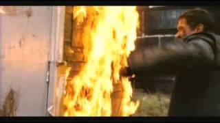 Охота на пиранью - В огне
