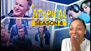 Atypical Season 4 - Reaction, Analysis and Review *emotional*