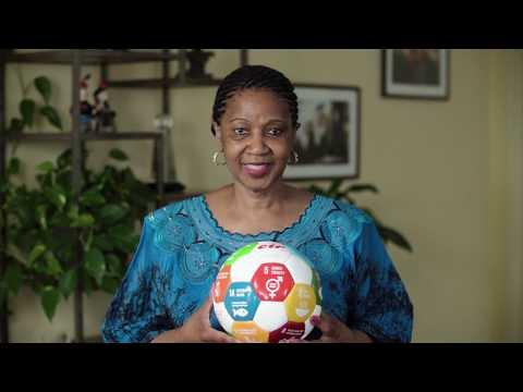 UN Women Executive Director nominates player for SDG5 Dream Team  - 22:22-2017 / 8 / 17