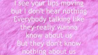 Brooke Hogan ft Paul Wall - About us (Lyrics)