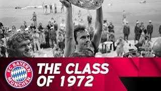 5-1 vs Schalke - FC Bayern secure 3rd German Championship🏆🎉 | 1971/72 Season