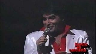 Concierto en vivo de Sandro en Bellas Ar...