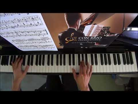 LCM Piano 2018-2020 Grade 5 List B5 Brahms Waltz in D Minor Op.39 No.9 by Alan