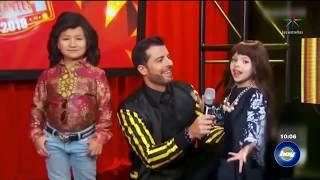 """Antonio Santana en el morning show """"Hoy"""" de Televisa (México)"""