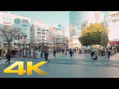 Walking around Akabane Kita-ku, Tokyo  - Long Take【東京・赤羽】 4K
