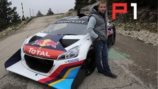 Sébastien Loeb World Record - 'On-board' POV  | Pikes Peak 2013