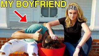 He Deserved It!! Date... Gone WRONG! (Ivey & Justin)