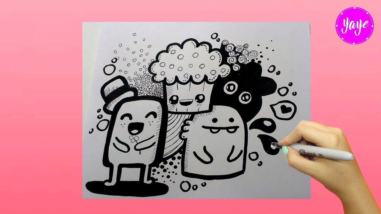 Idea Espectacular Para Dibujar Carteles De Amigos Dibujos Para