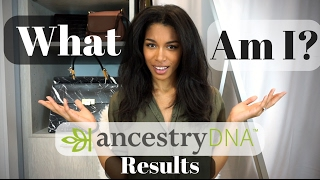 WHAT AM I? | African American Ancestrydna Results | KWSHOPS
