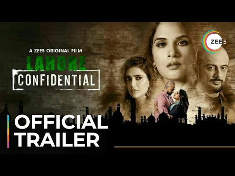 Lahore Confidential | Official Trailer | A ZEE5 Original Film | Premieres February 4th On ZEE5