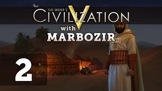 Civilization 5 Brave New World Deity Morocco Let