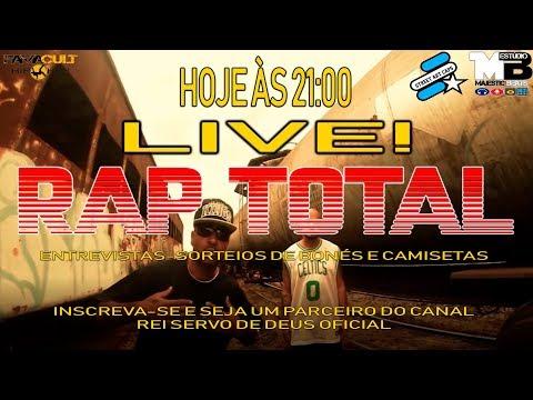 LIVE RAP TOTAL/HIP-HOP ENTRE OUTRAS COISAS - 28/02/2019