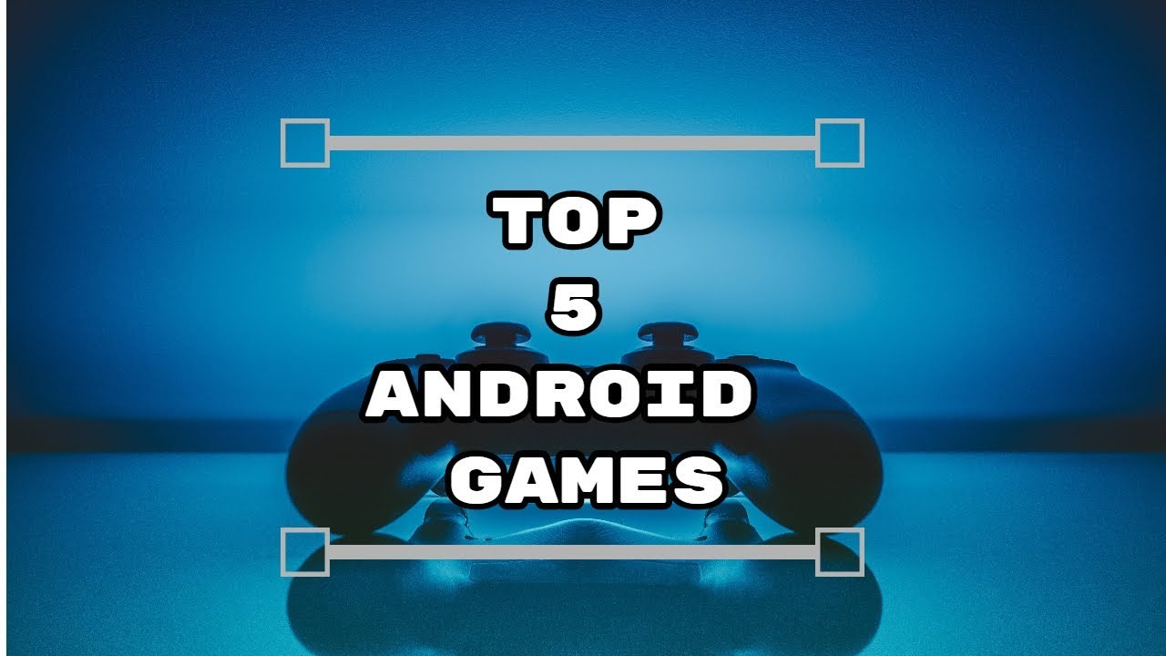 Top 5 Android Games For December 2k18 | PHR Productions
