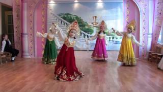 Танец в детском саду - Как прекрасен этот мир