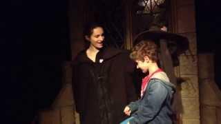 Le Choixpeau magique Harry Potter - L EXPOSITION