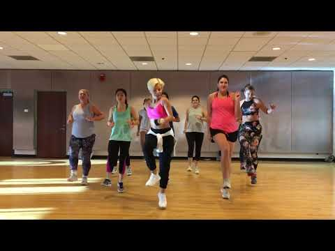"""""""COLA SONG"""" Inna and J Balvin - Dance Fitness Workout Valeo Club"""