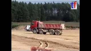 Mercedes-Benz Actros 4-a Meiller Dump Truck / Kipper, 2005.