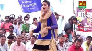 MUVIZA COM  Brand New Haryanvi Dj Dance  Sapna Suit Patla  Mor Haryanvi  J