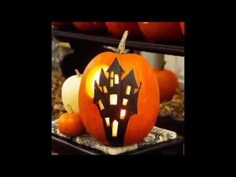 Поделки из тыквы на хэллоуин своими руками фото
