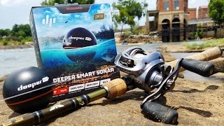 The Deeper Pro+ Fish Finder! - Wireless Smart Sonar (Product Review)