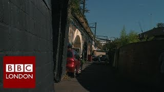 Selling off London's railway arches - BBC London