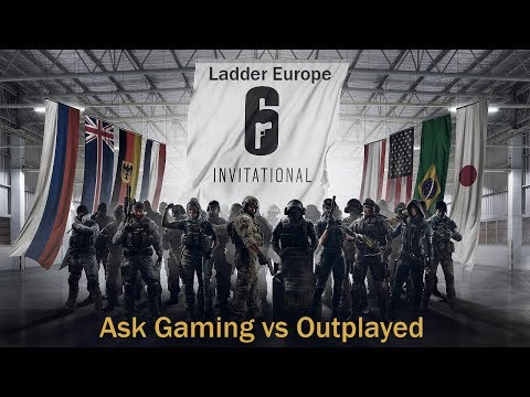 [R6S] Six Invitational 2018 Ladder Europe : Ask Gaming vs Outplayed