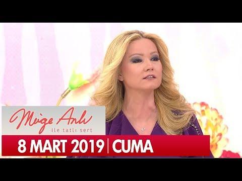 Müge Anlı ile Tatlı Sert 8 Mart 2019 Cuma - Tek Parça