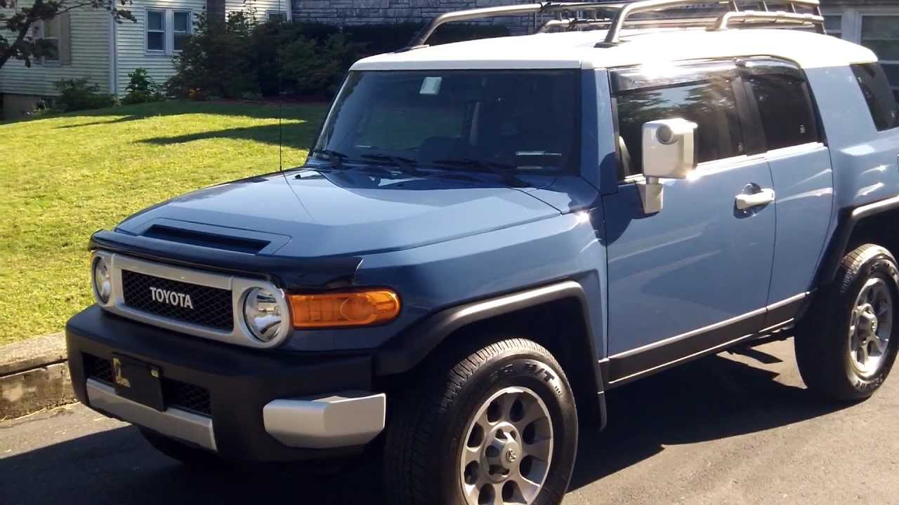 Bug Out Vehicle Toyota : New toyota fj cruiser bug out vehicle review part