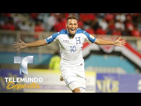 Honduras derrota Trinidad y Tobago: mejores jugadas    Rumbo al Mundial   Telemundo Deportes
