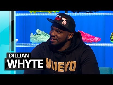 """""""THEY CAN ONLY AVOID ME FOR SO LONG!"""" - Dillian Whyte on Anthony Joshua, Tyson Fury & Deontay Wilder"""