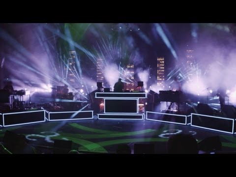 Pretty Lights - Give Your Love Away - Live Band Debut - Red Rocks