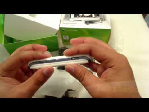 (HD) Review / Vorstellung: Sony Ericsson Aino 1/3 | BestBoyZ