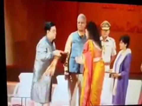 National award by Sangit Natak Academy