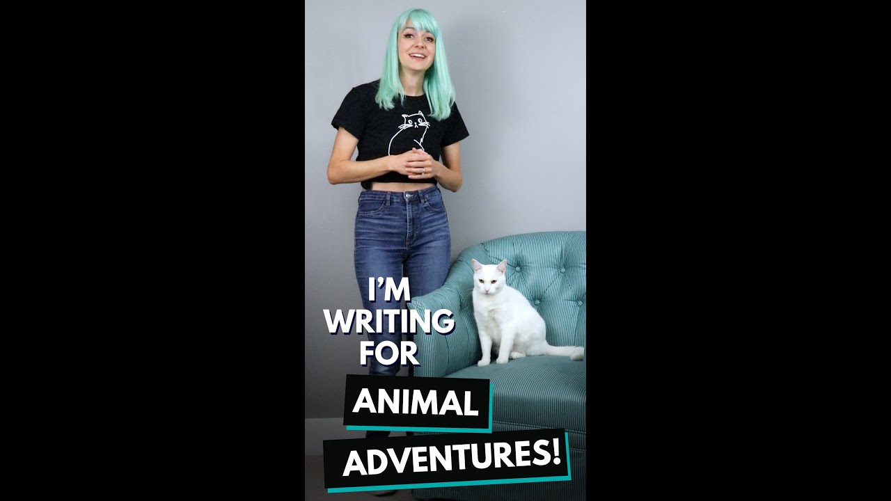 I'm writing an Animal Adventure for Steamforged Games! #shorts
