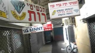 видео Израиль-Нетания. Достопримечательности города