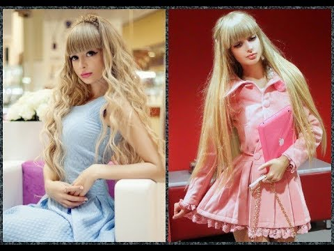 Angelica Kenova - A real barbie girl