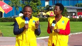 STAND UP GUY NFONDOP ET MANUELA SIKE EN RDC