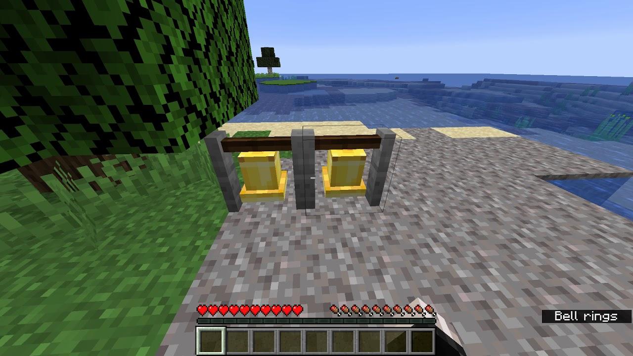 minecraft bell sound effect