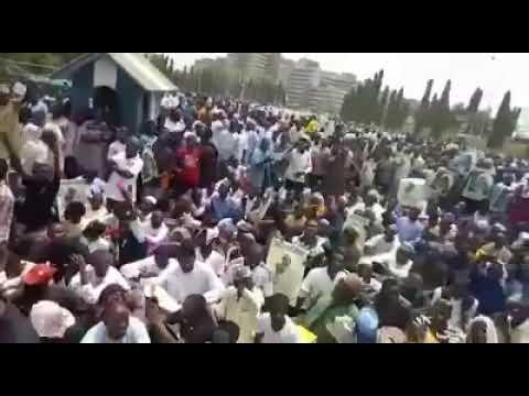 Shi-ite Protesting in Abuja