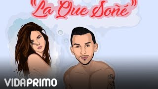 Chiko Swagg - La Que Soñe [Official Audio]