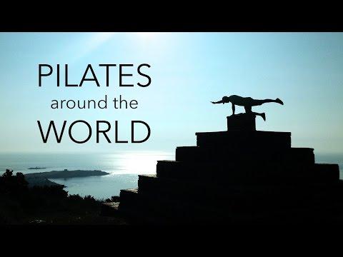 Pilates Around The World 2014 - Pilates Anytime
