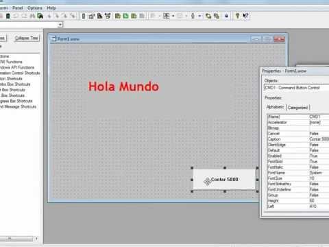 Programando con Cobol-WOW en Windows 7
