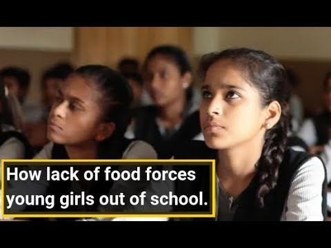 How nutrition affects girls' education in India