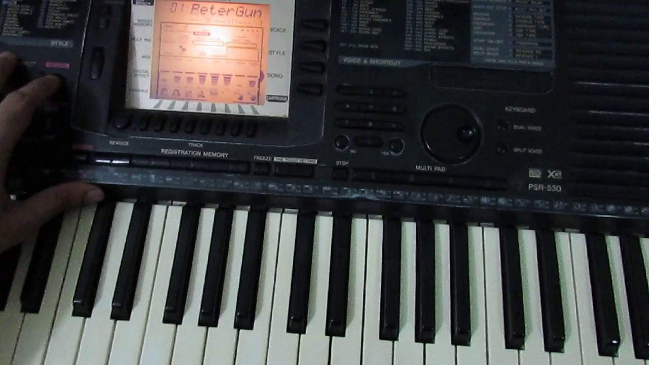 Yamaha portatone psr-295 manual online: the metronome. The metronome can be set for up to 15-beat time signatures. A chime will sound on the first beat of.