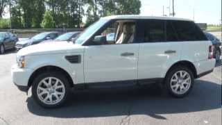 2009 Land Rover Range Rover Sport HSE 300-hp 4.4 V8 AWD