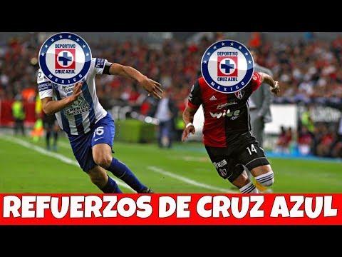 CRUZ AZUL VA POR 2 NUEVOS REFUERZOS!